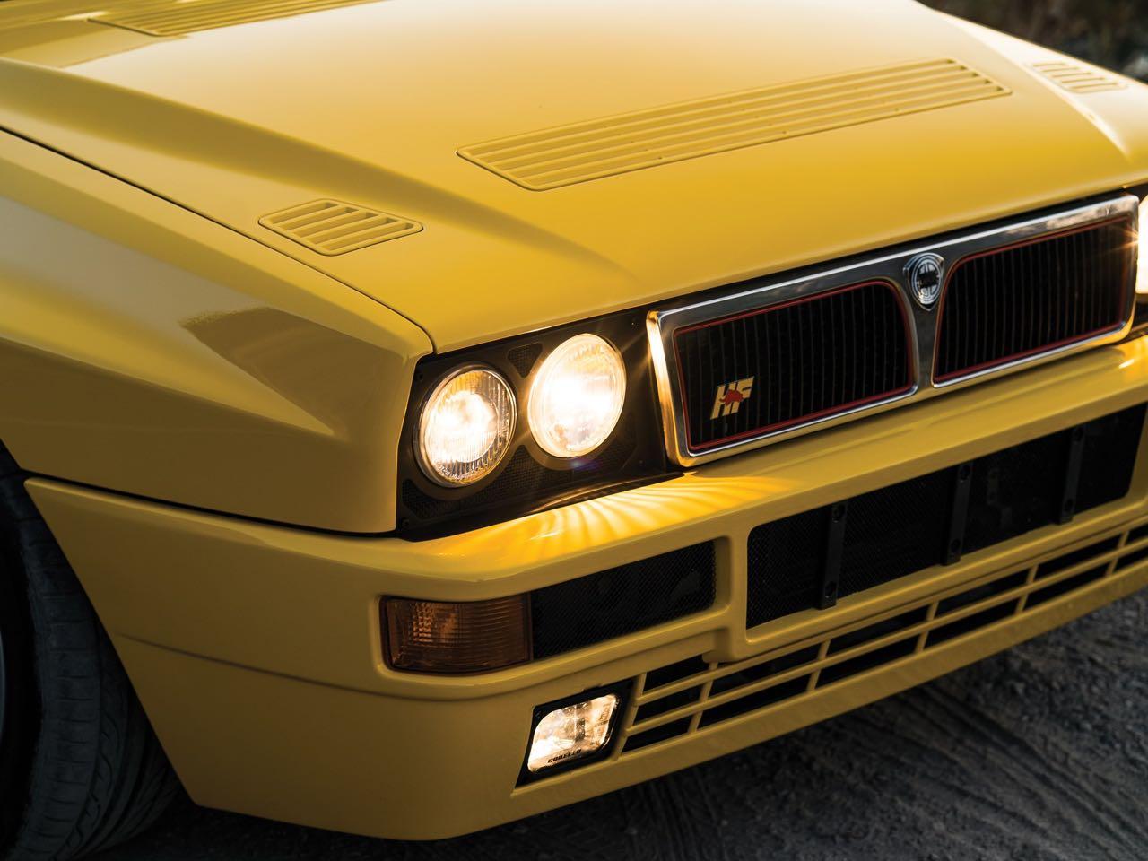 Lancia Delta Evo... La danse des séries limitées ! 25