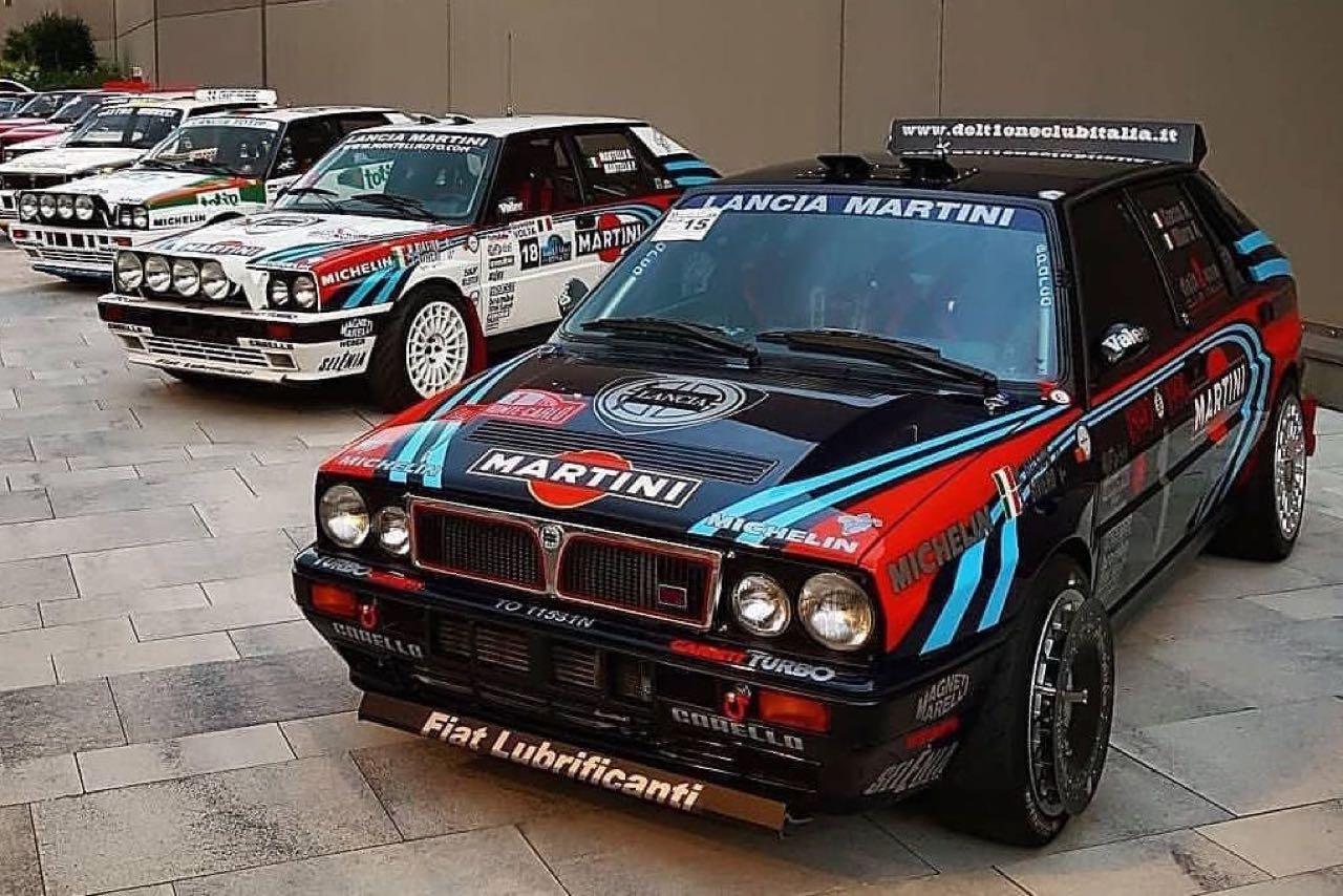 Lancia Delta Evo... La danse des séries limitées ! 1