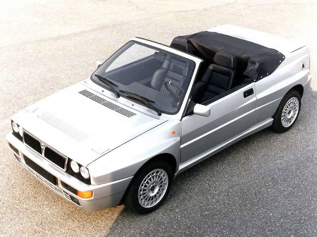 Lancia Delta Evo... La danse des séries limitées ! 53