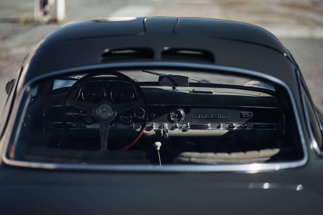 '56 Mercedes 300 SL Gullwing : C'qu'il faut savoir... 4