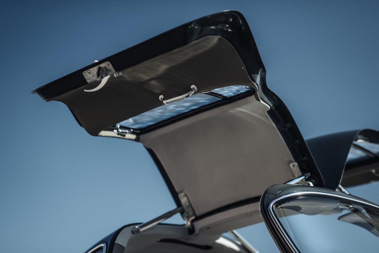 '56 Mercedes 300 SL Gullwing : C'qu'il faut savoir... 6