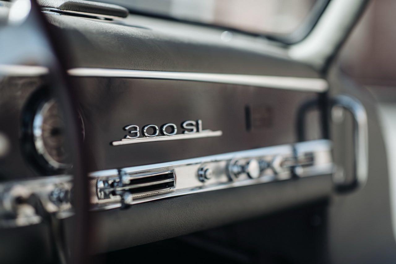'56 Mercedes 300 SL Gullwing : C'qu'il faut savoir... 8