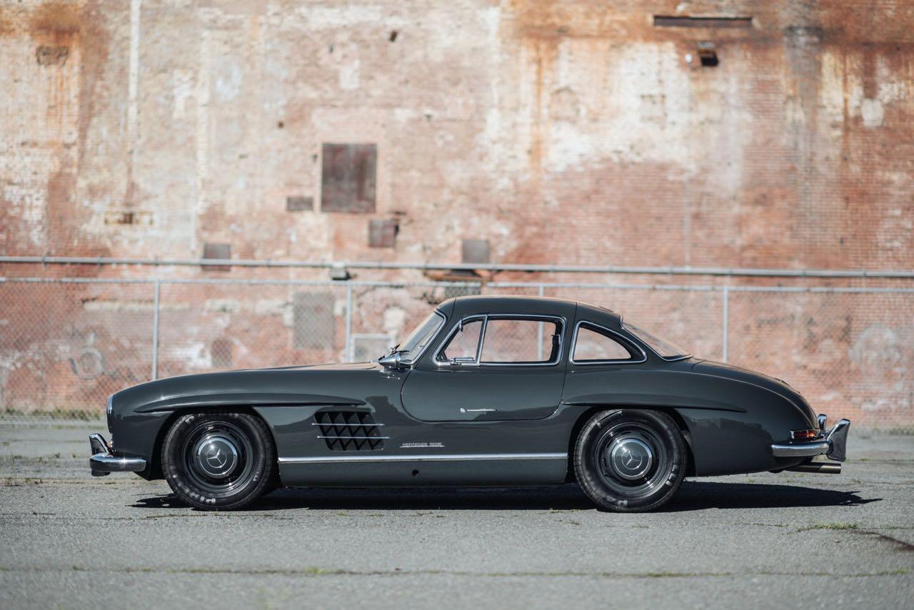 '56 Mercedes 300 SL Gullwing : C'qu'il faut savoir... 10