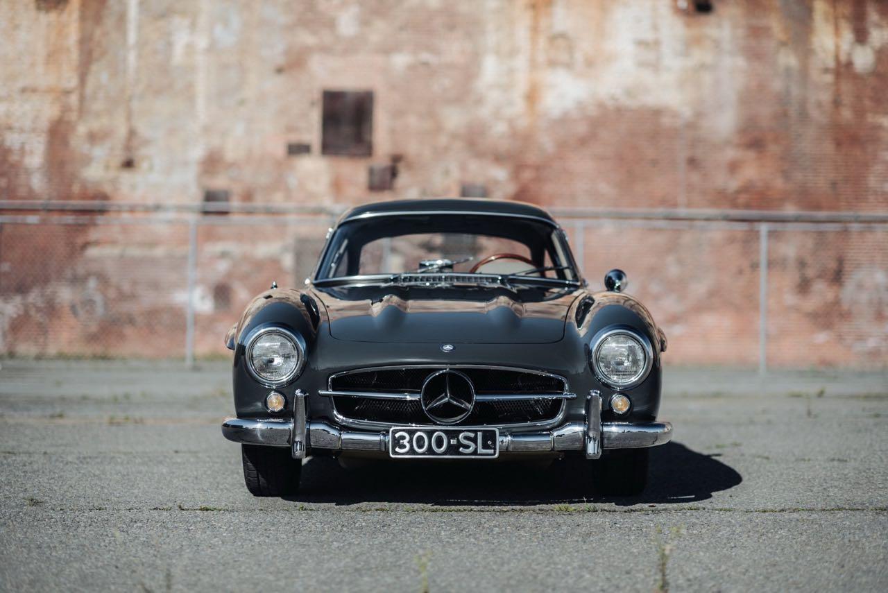 '56 Mercedes 300 SL Gullwing : C'qu'il faut savoir... 16