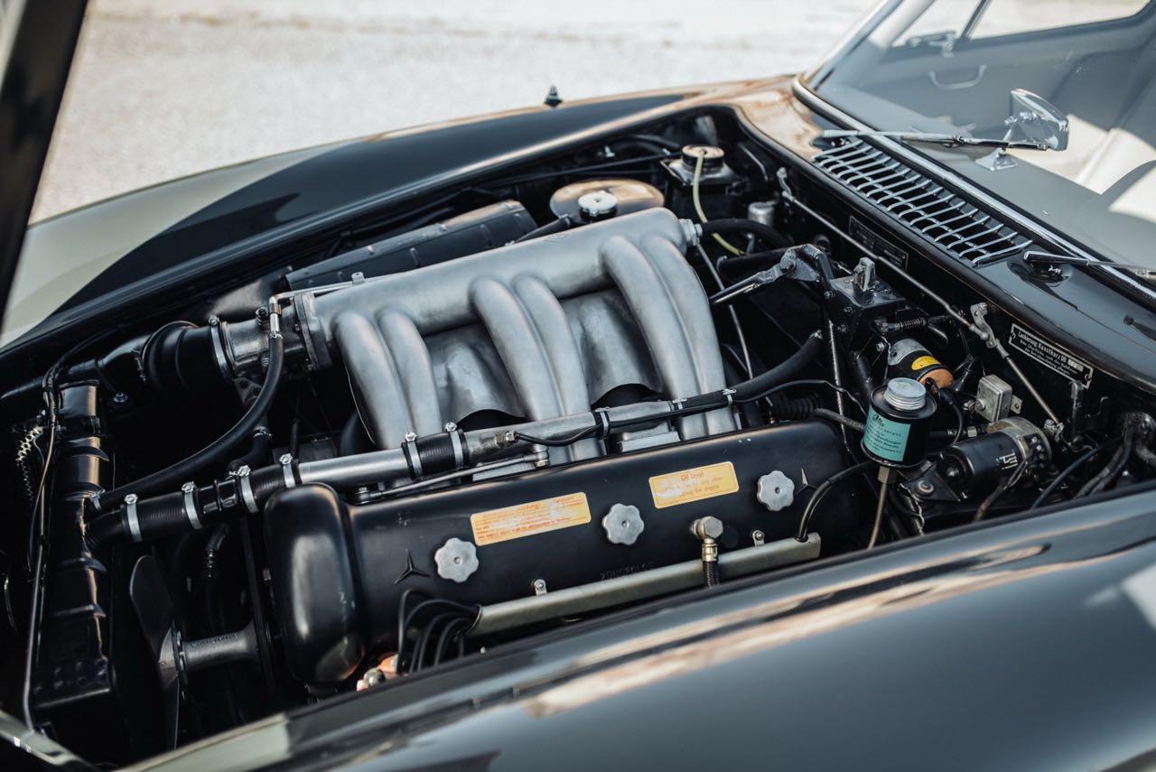 '56 Mercedes 300 SL Gullwing : C'qu'il faut savoir... 18