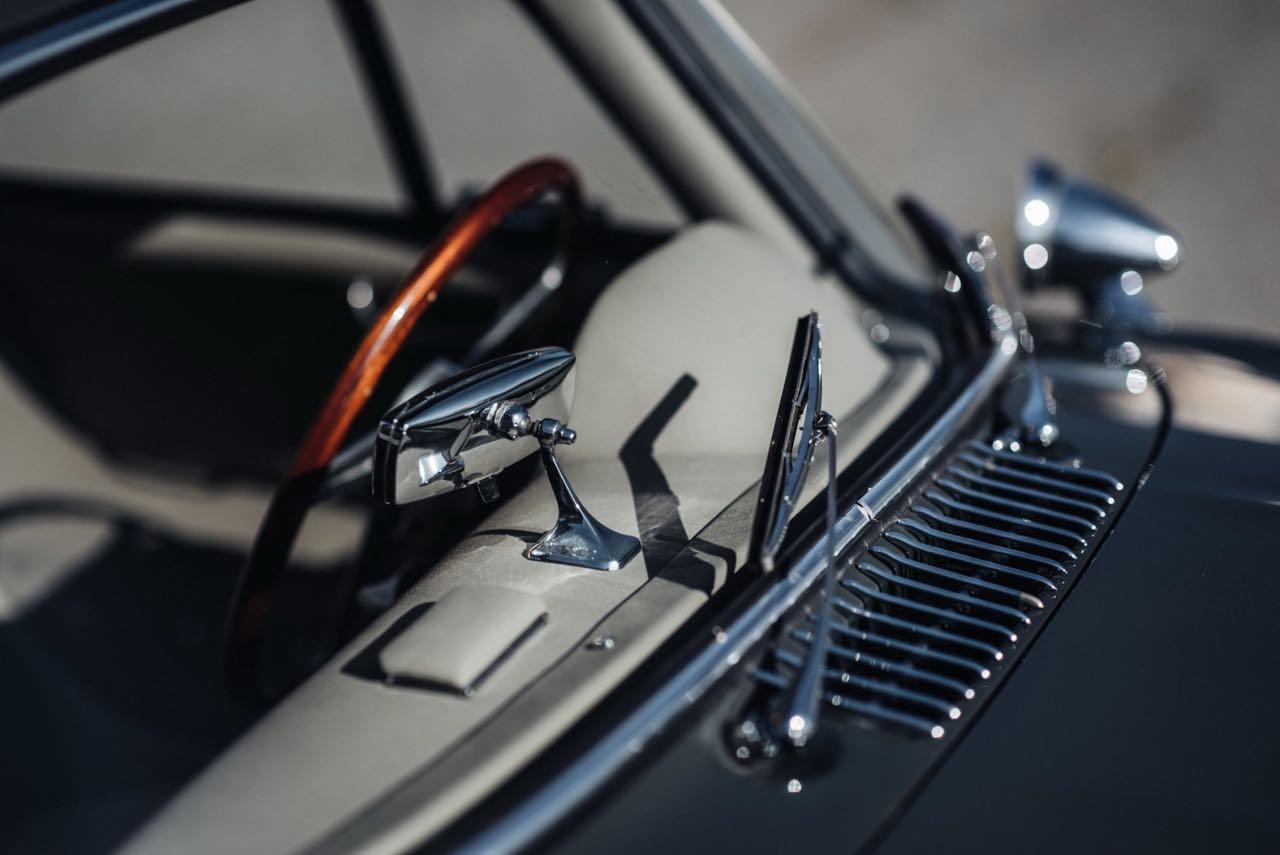 '56 Mercedes 300 SL Gullwing : C'qu'il faut savoir... 9