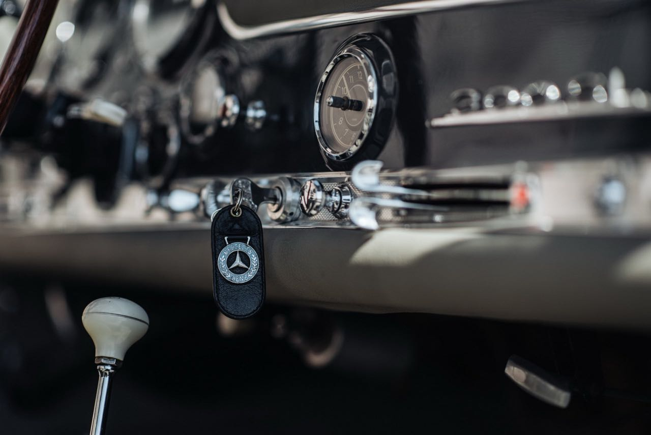 '56 Mercedes 300 SL Gullwing : C'qu'il faut savoir... 13