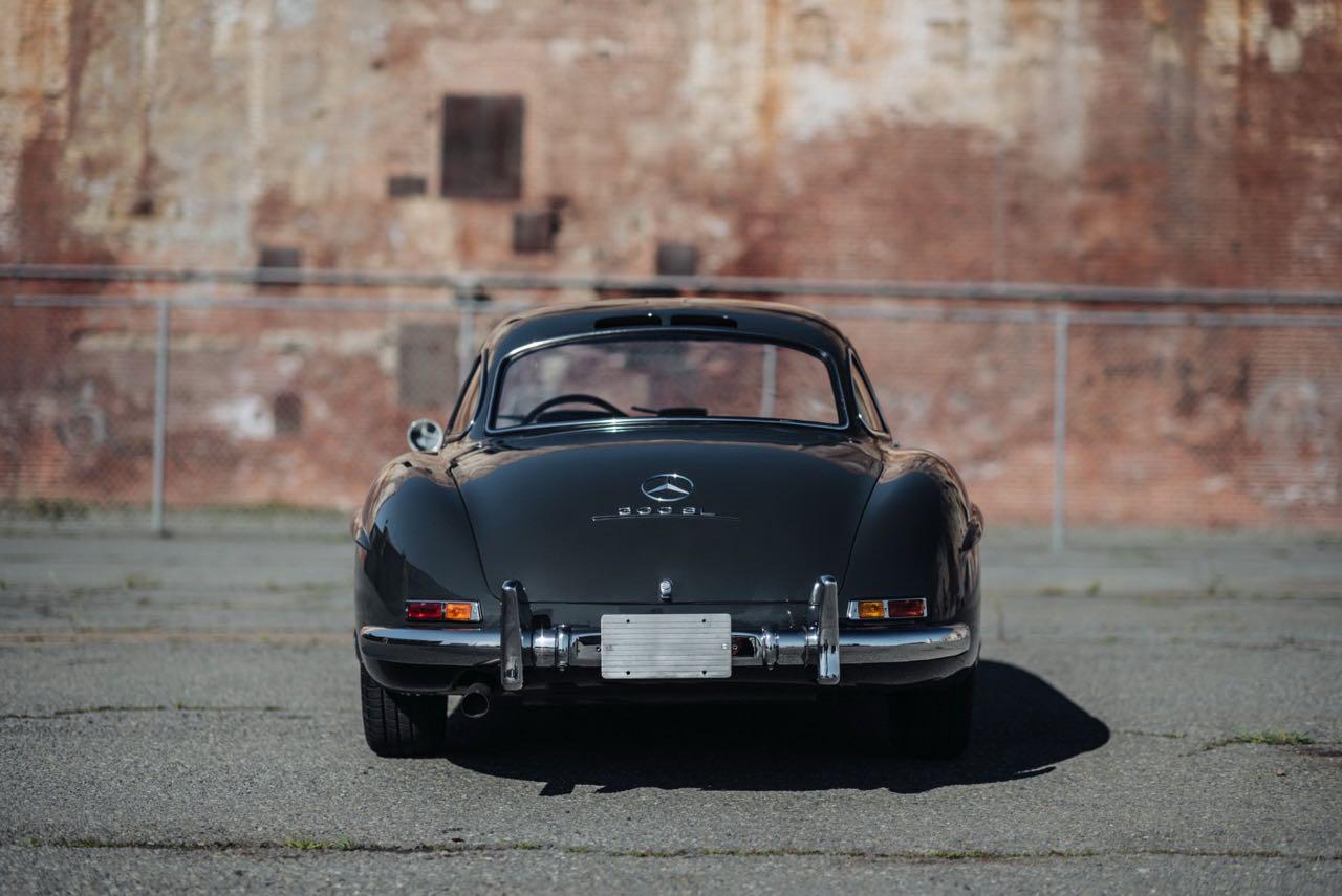 '56 Mercedes 300 SL Gullwing : C'qu'il faut savoir... 17