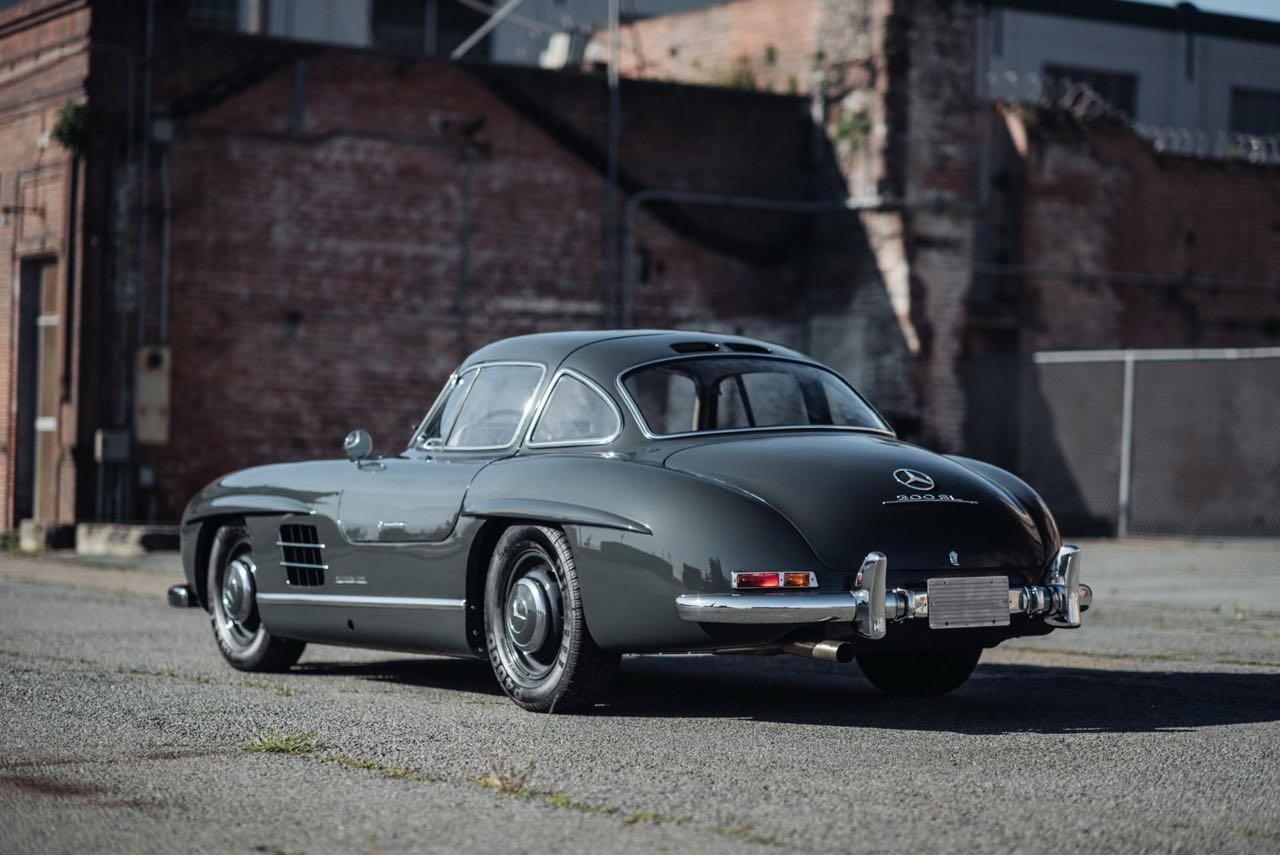 '56 Mercedes 300 SL Gullwing : C'qu'il faut savoir... 20