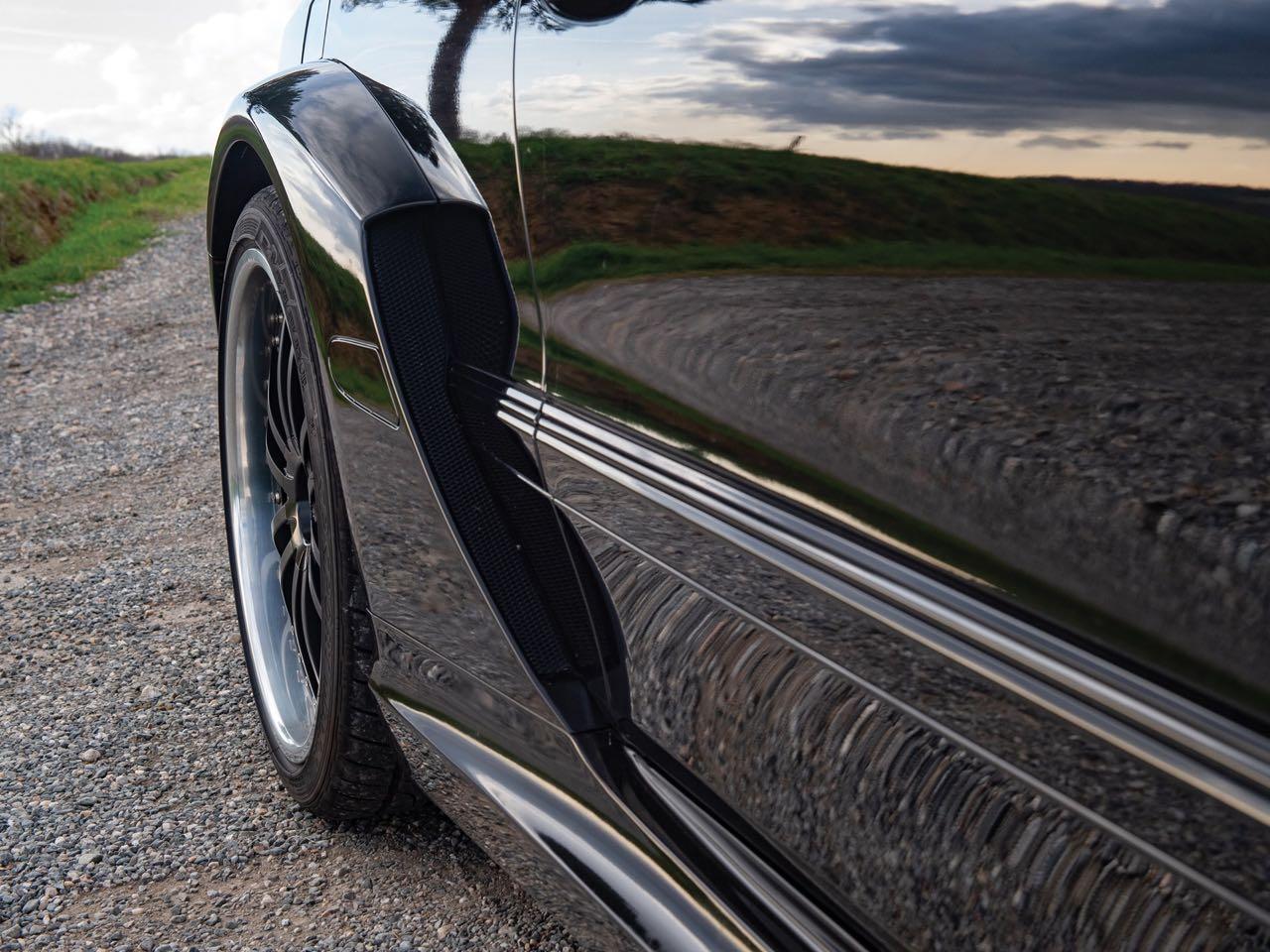 Mercedes CLK DTM... Etoile filante ! 3