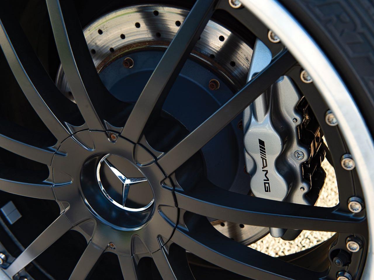 Mercedes CLK DTM... Etoile filante ! 11