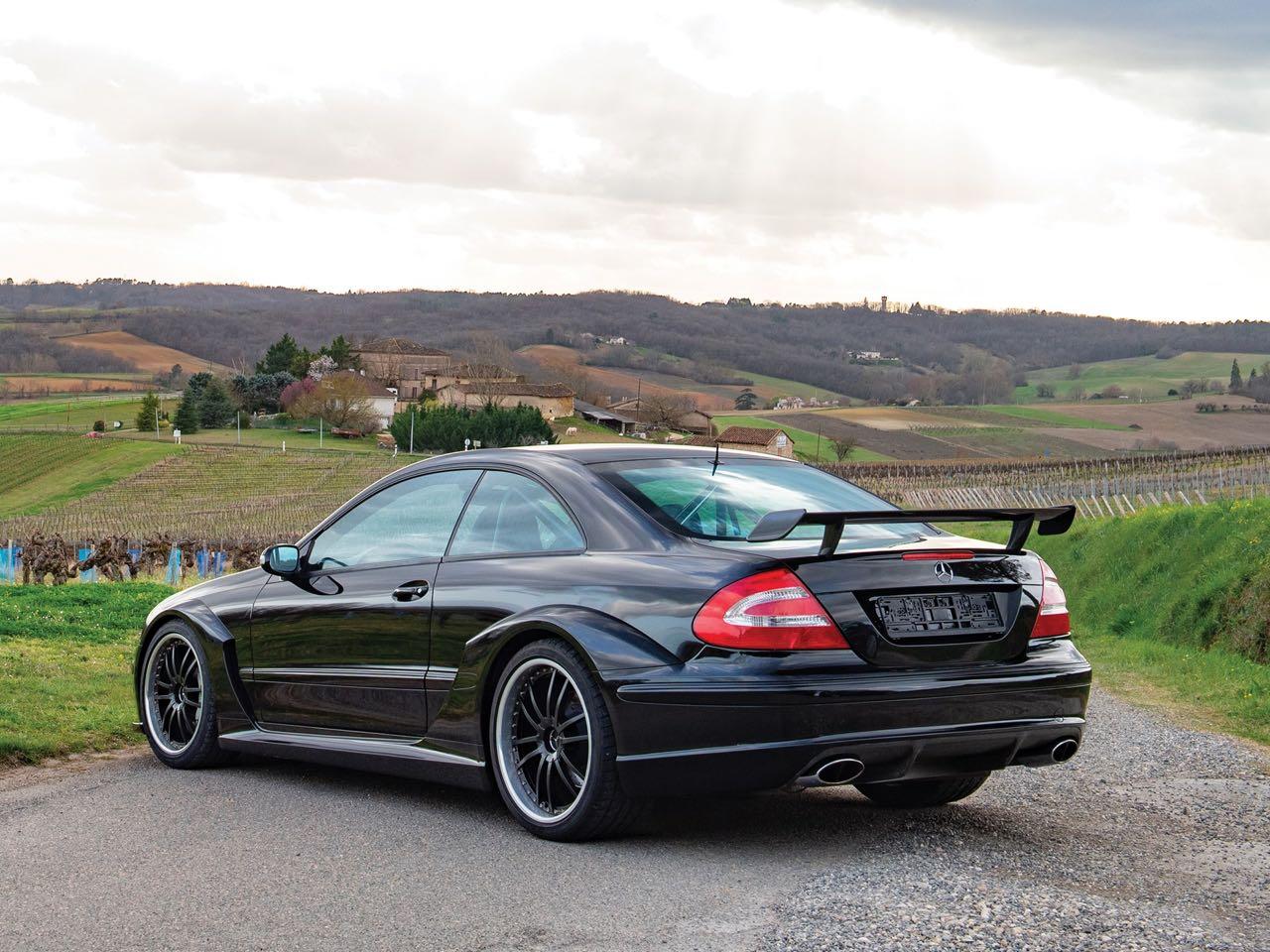 Mercedes CLK DTM... Etoile filante ! 17