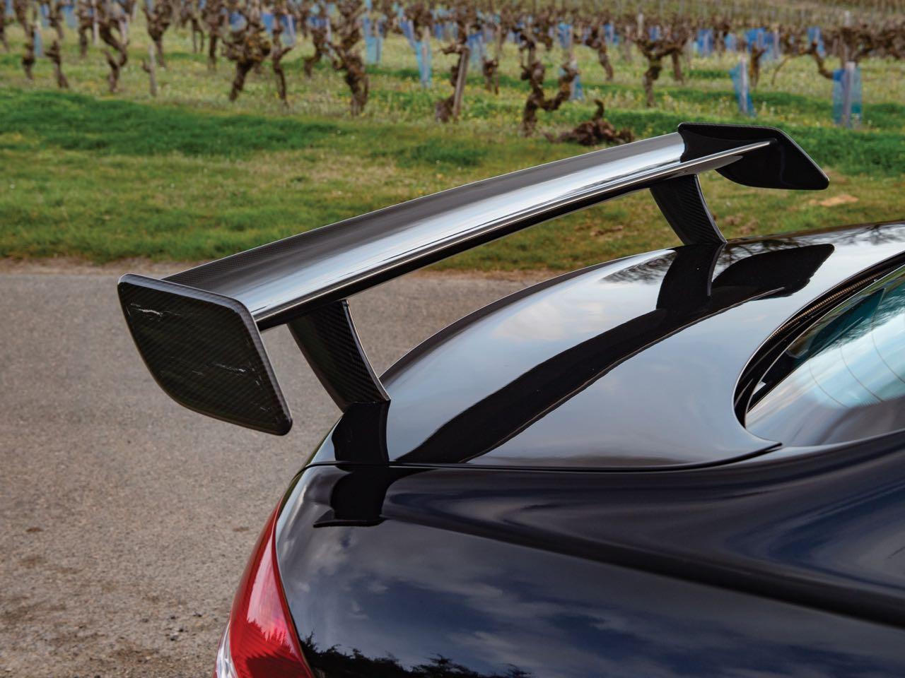 Mercedes CLK DTM... Etoile filante ! 16