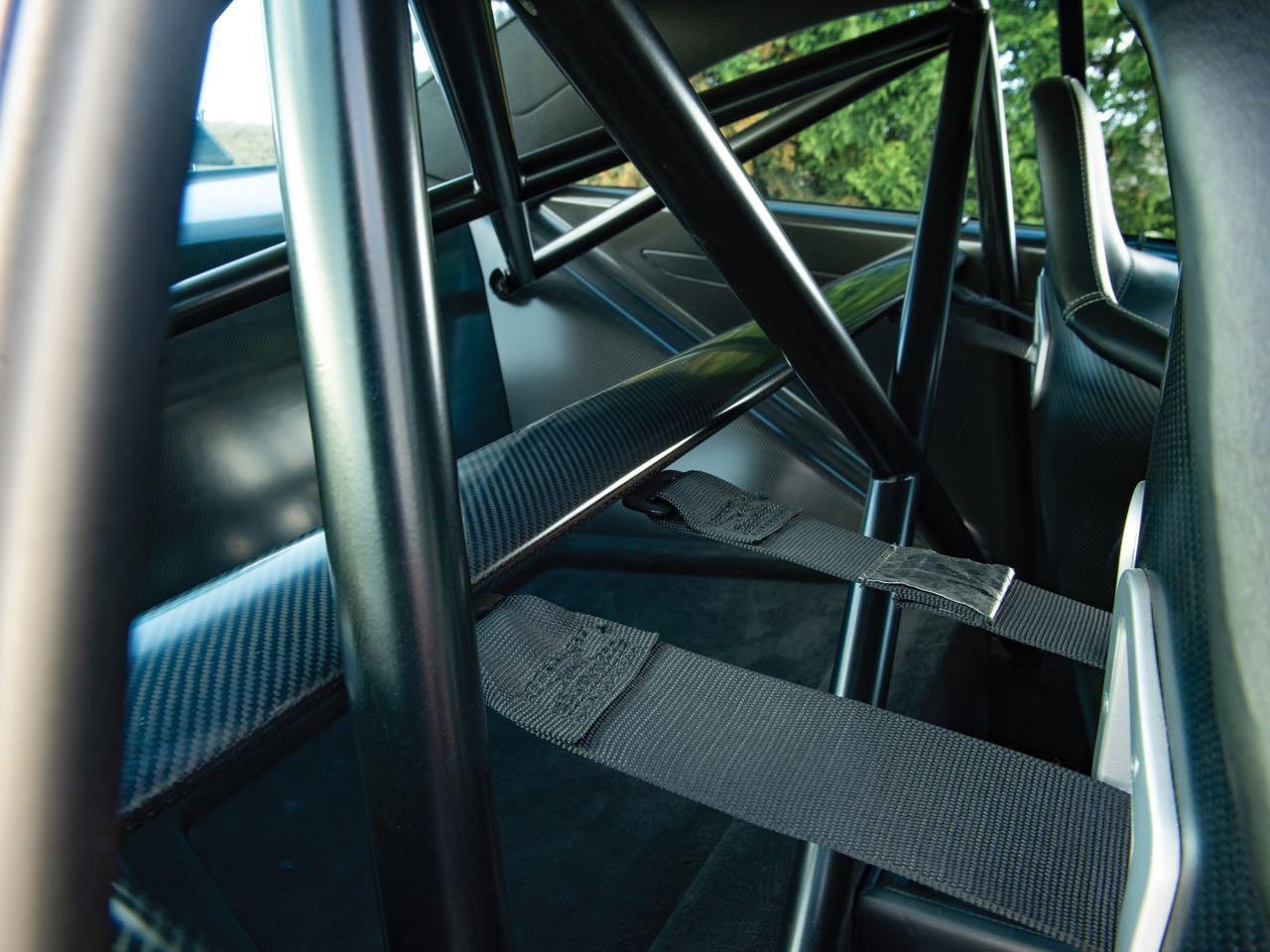 Mercedes CLK DTM... Etoile filante ! 10