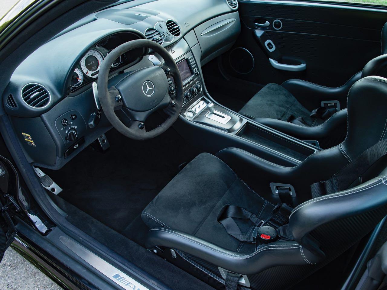 Mercedes CLK DTM... Etoile filante ! 8