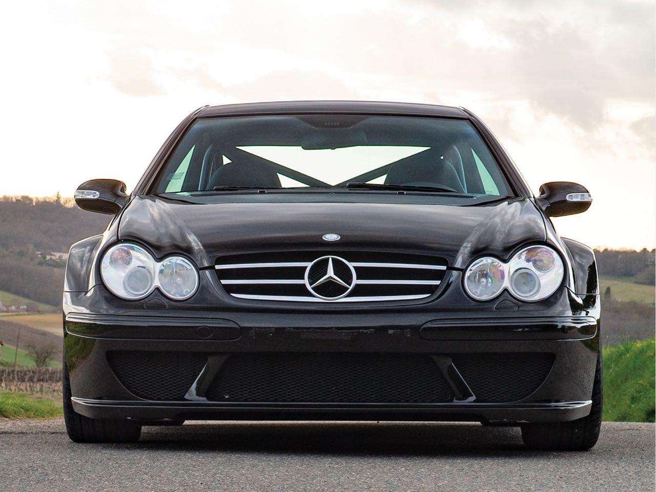 Mercedes CLK DTM... Etoile filante ! 5