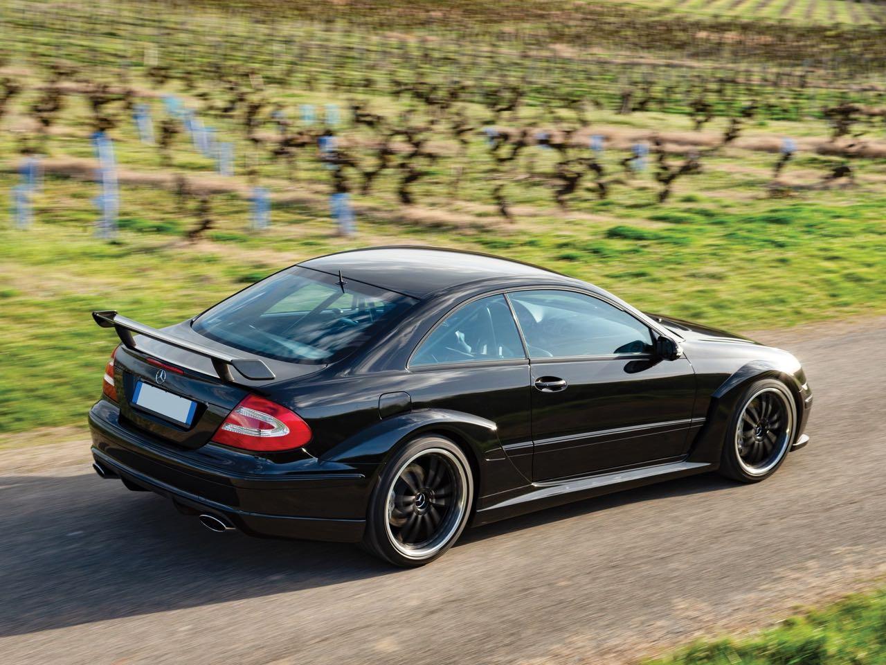 Mercedes CLK DTM... Etoile filante ! 4