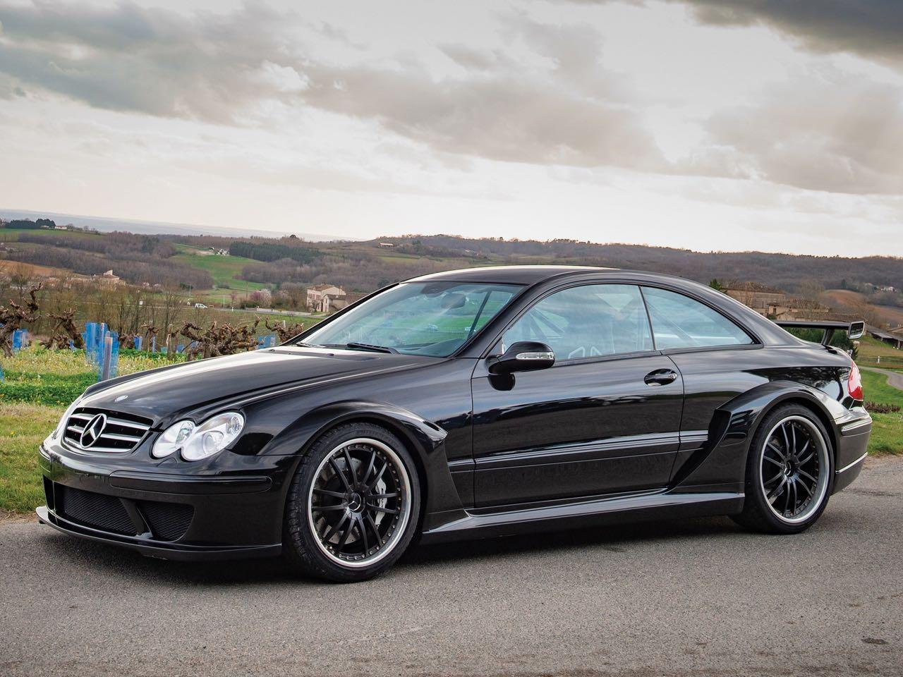 Mercedes CLK DTM... Etoile filante ! 2
