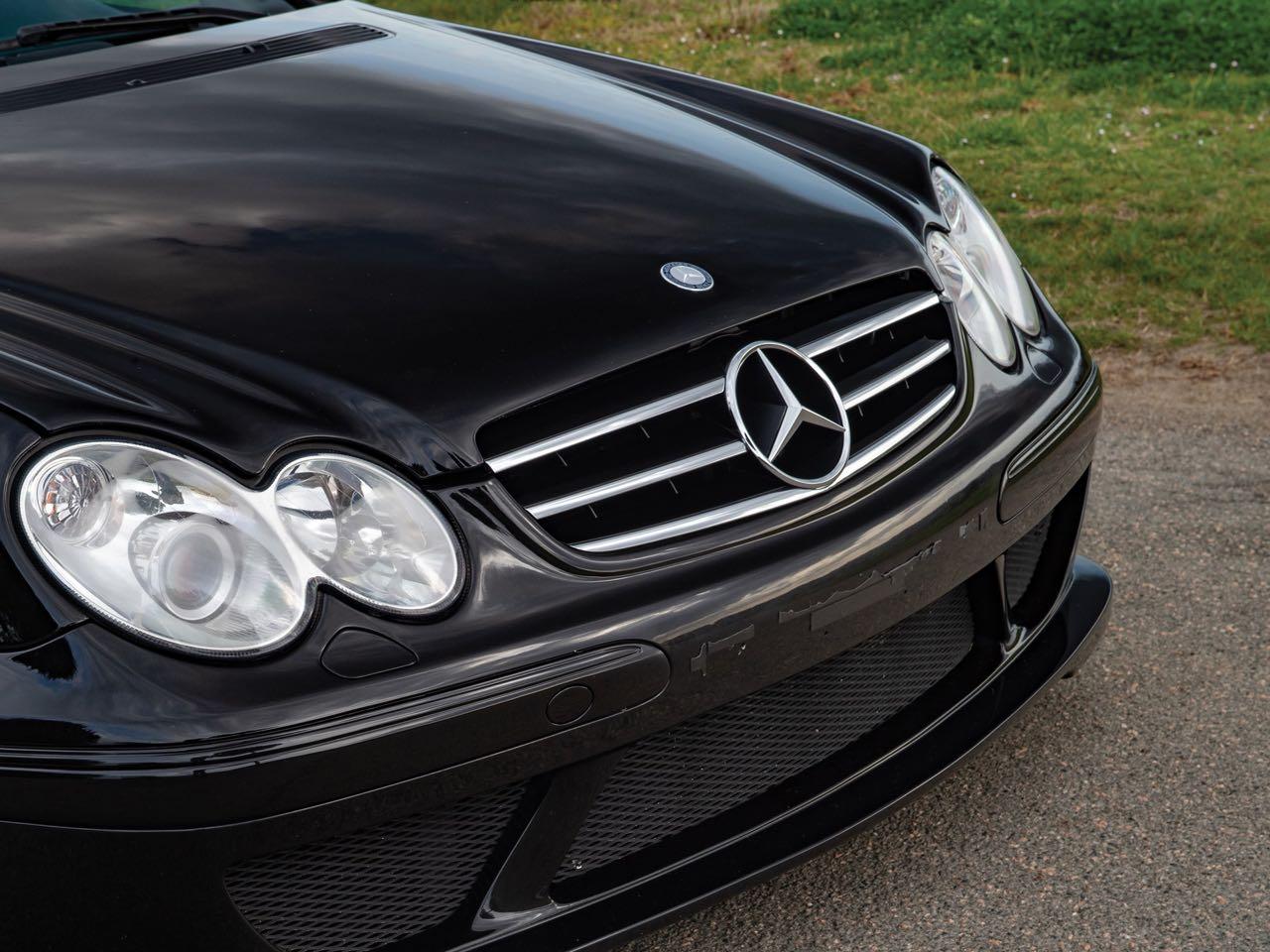 Mercedes CLK DTM... Etoile filante ! 1