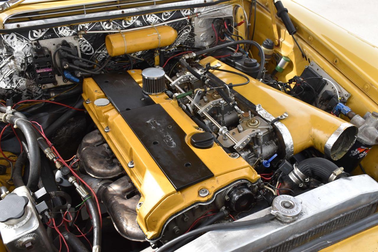 '65 Mercedes 220S - Heckflosse sud-américaine ! 27
