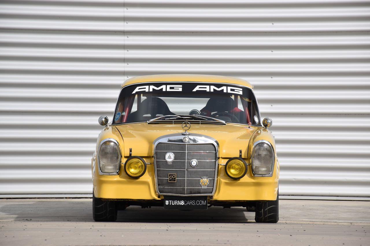 '65 Mercedes 220S - Heckflosse sud-américaine ! 24