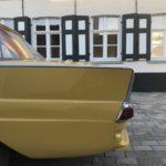 '65 Mercedes 220S - Heckflosse sud-américaine ! 9