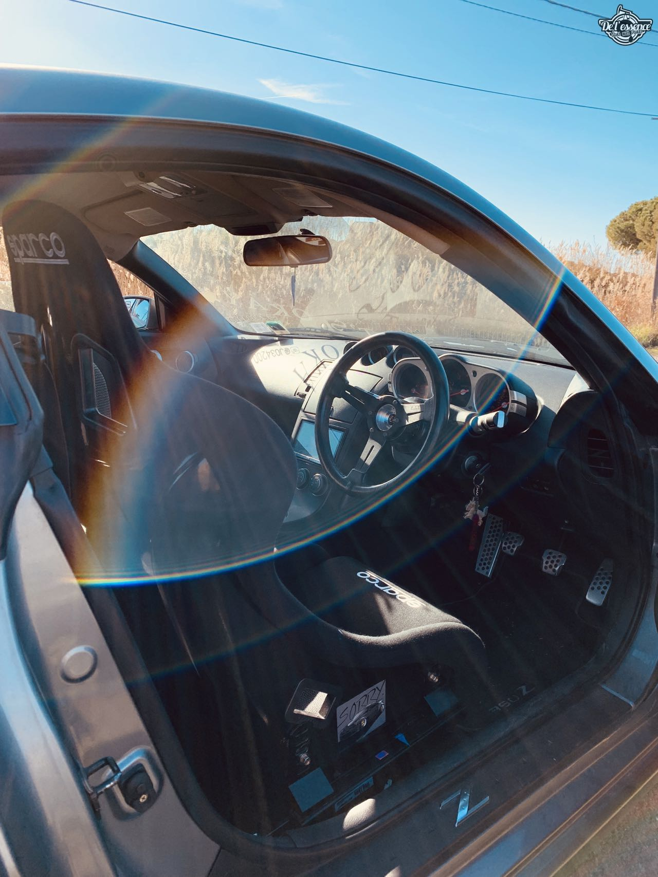 Joan's Nissan 350Z : Bouge ton cul ! 9