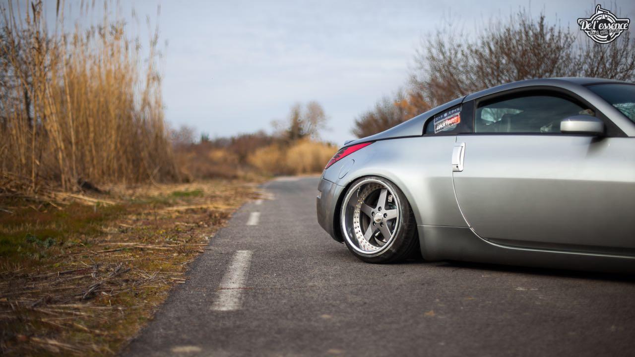 Joan's Nissan 350Z : Bouge ton cul ! 11