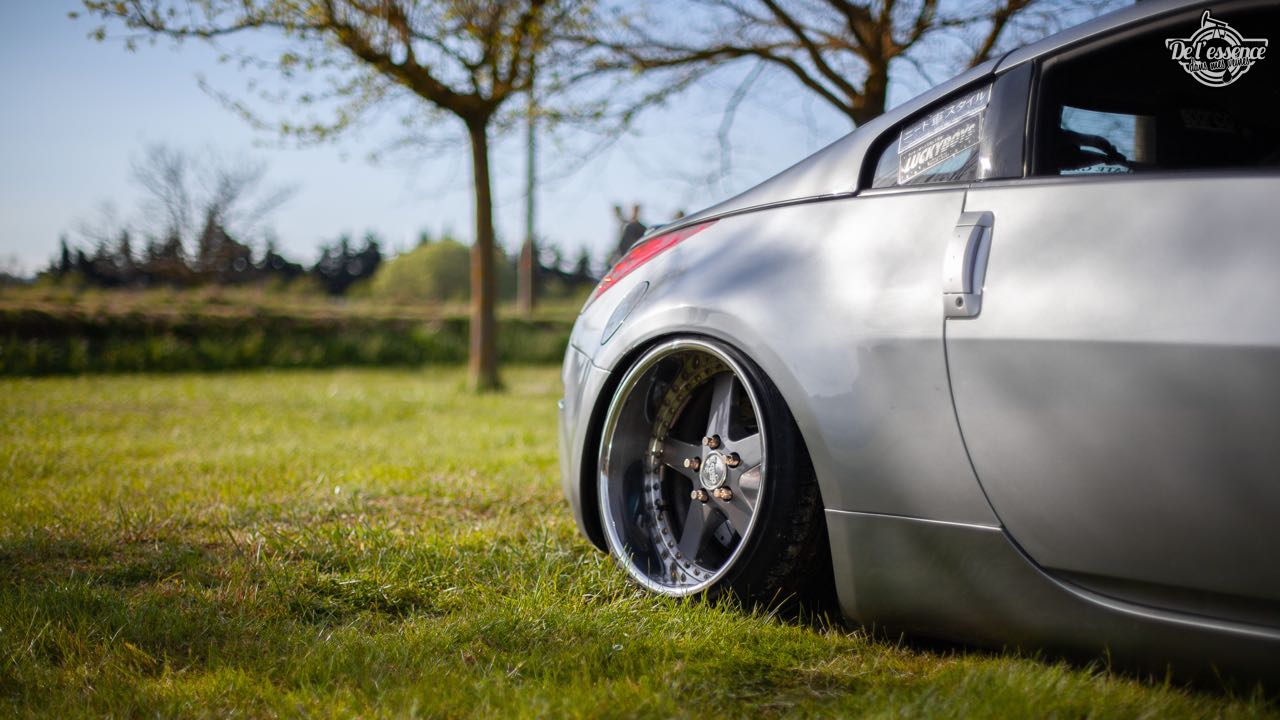 Joan's Nissan 350Z : Bouge ton cul ! 8
