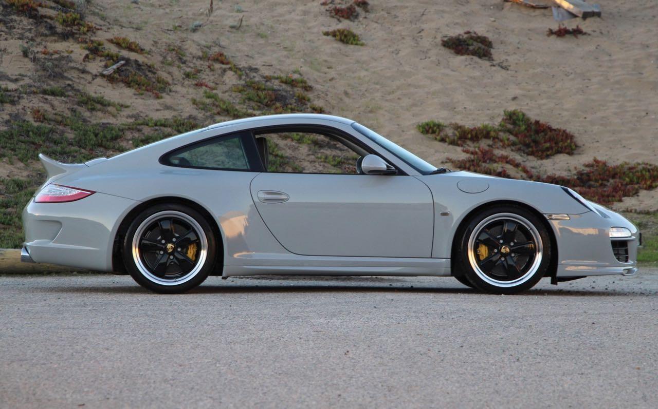 Porsche 911 Sport Classic... Avant c'est maintenant ! 1
