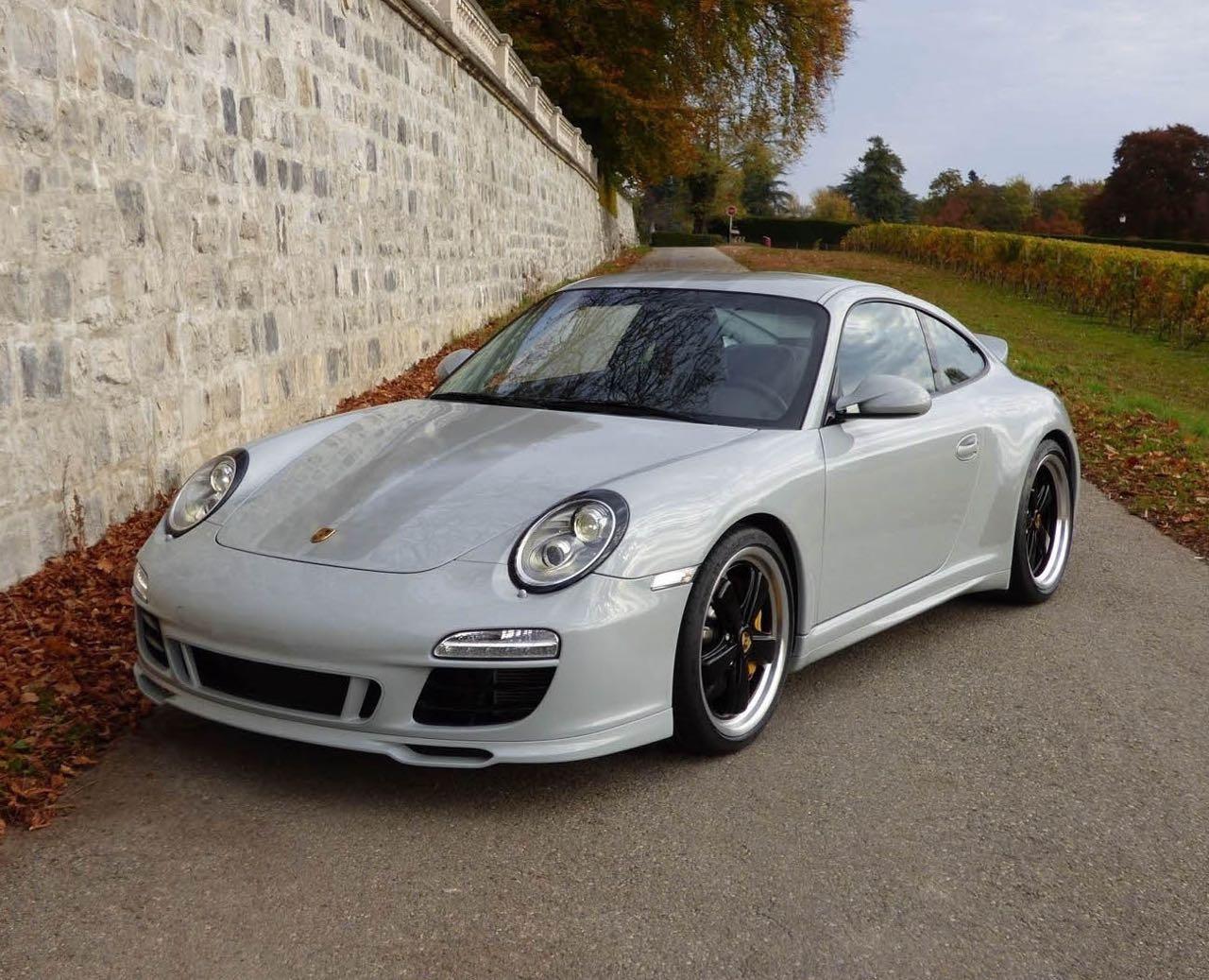 Porsche 911 Sport Classic... Avant c'est maintenant ! 7
