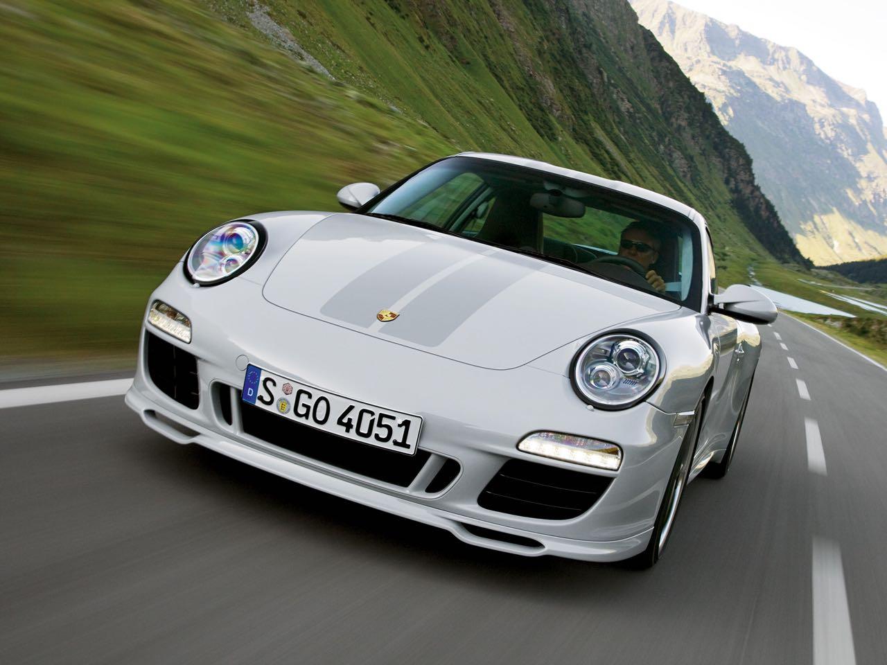Porsche 911 Sport Classic... Avant c'est maintenant ! 12