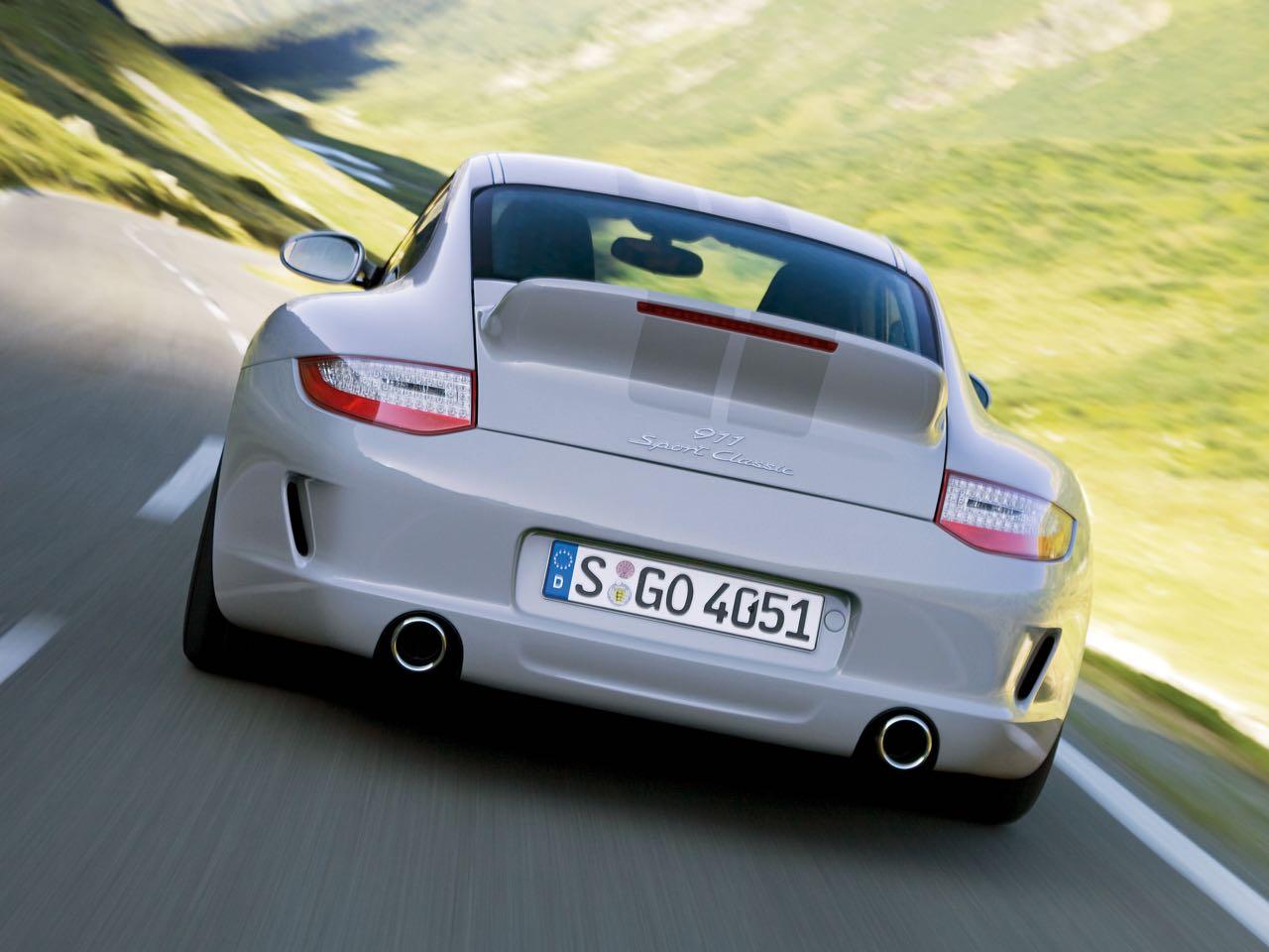 Porsche 911 Sport Classic... Avant c'est maintenant ! 11