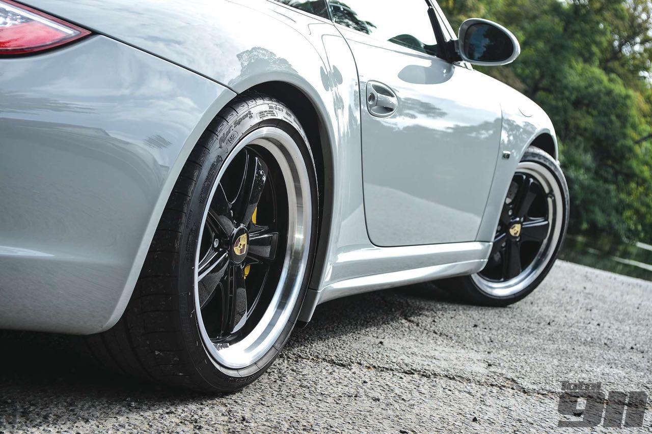 Porsche 911 Sport Classic... Avant c'est maintenant ! 8