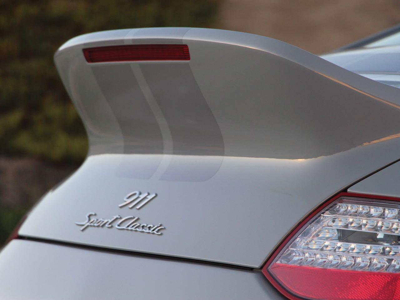 Porsche 911 Sport Classic... Avant c'est maintenant ! 15