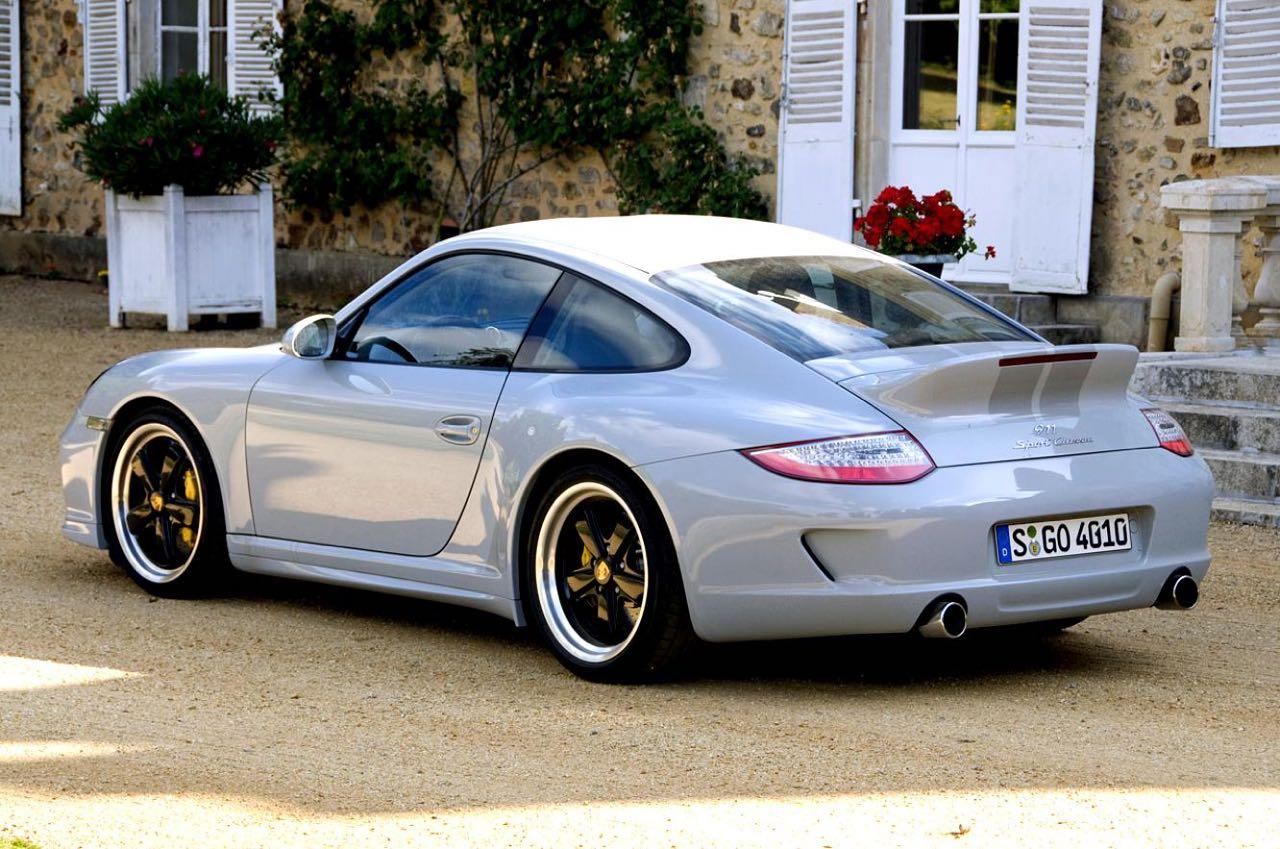 Porsche 911 Sport Classic... Avant c'est maintenant ! 14