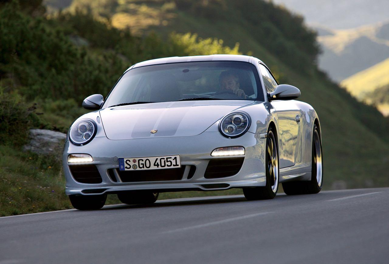 Porsche 911 Sport Classic... Avant c'est maintenant ! 2
