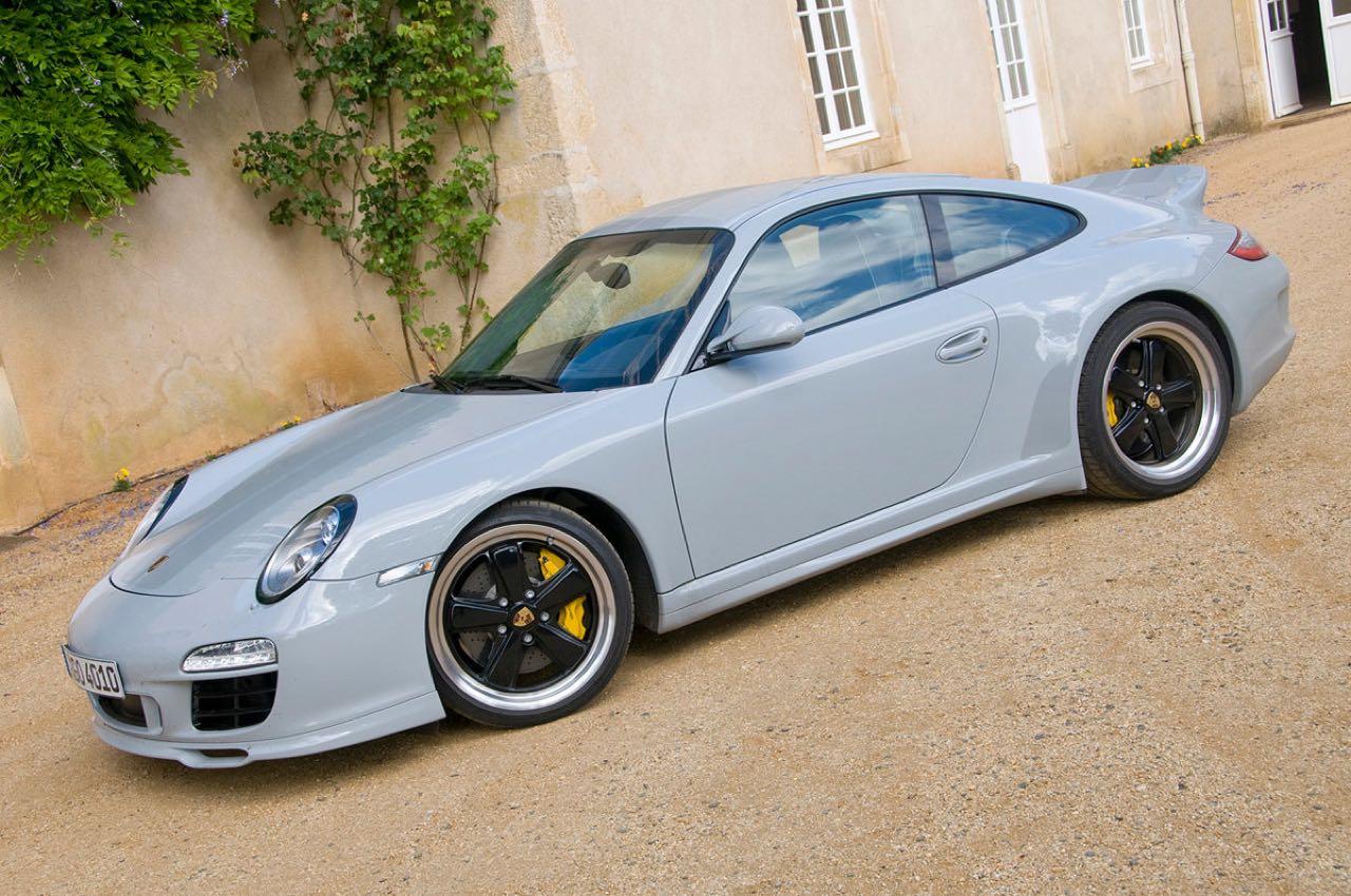 Porsche 911 Sport Classic... Avant c'est maintenant ! 13