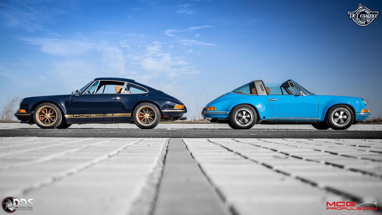 Porsche 911 Targa Backdating... MCG is back ! 29