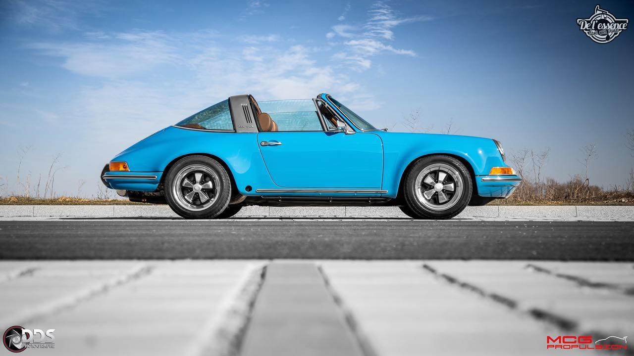 Porsche 911 Targa Backdating... MCG is back ! 12