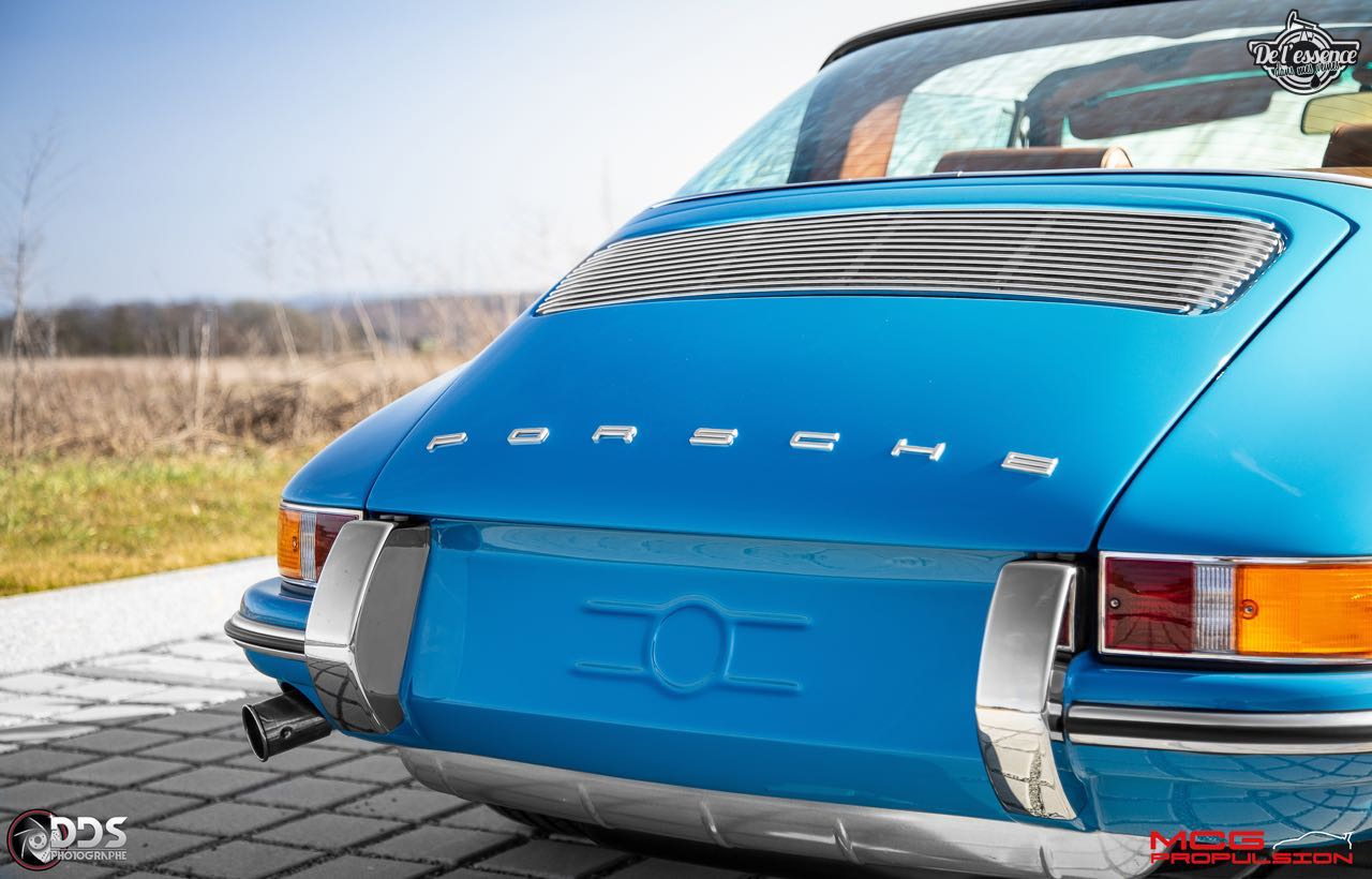 Porsche 911 Targa Backdating... MCG is back ! 10