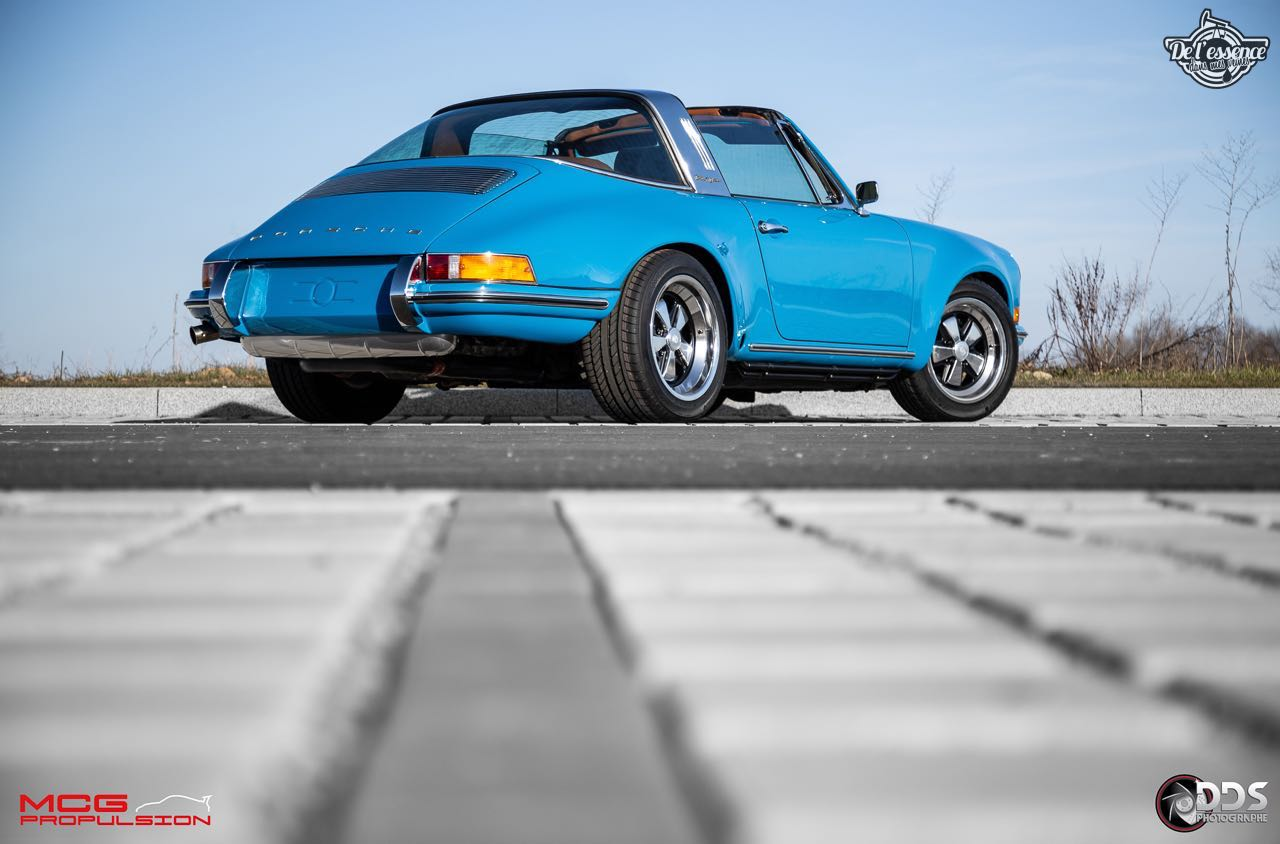 Porsche 911 Targa Backdating... MCG is back ! 28