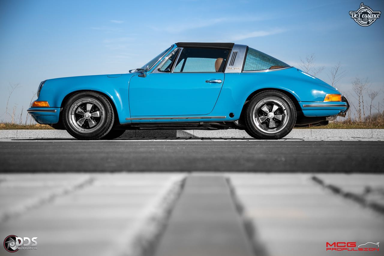 Porsche 911 Targa Backdating... MCG is back ! 21