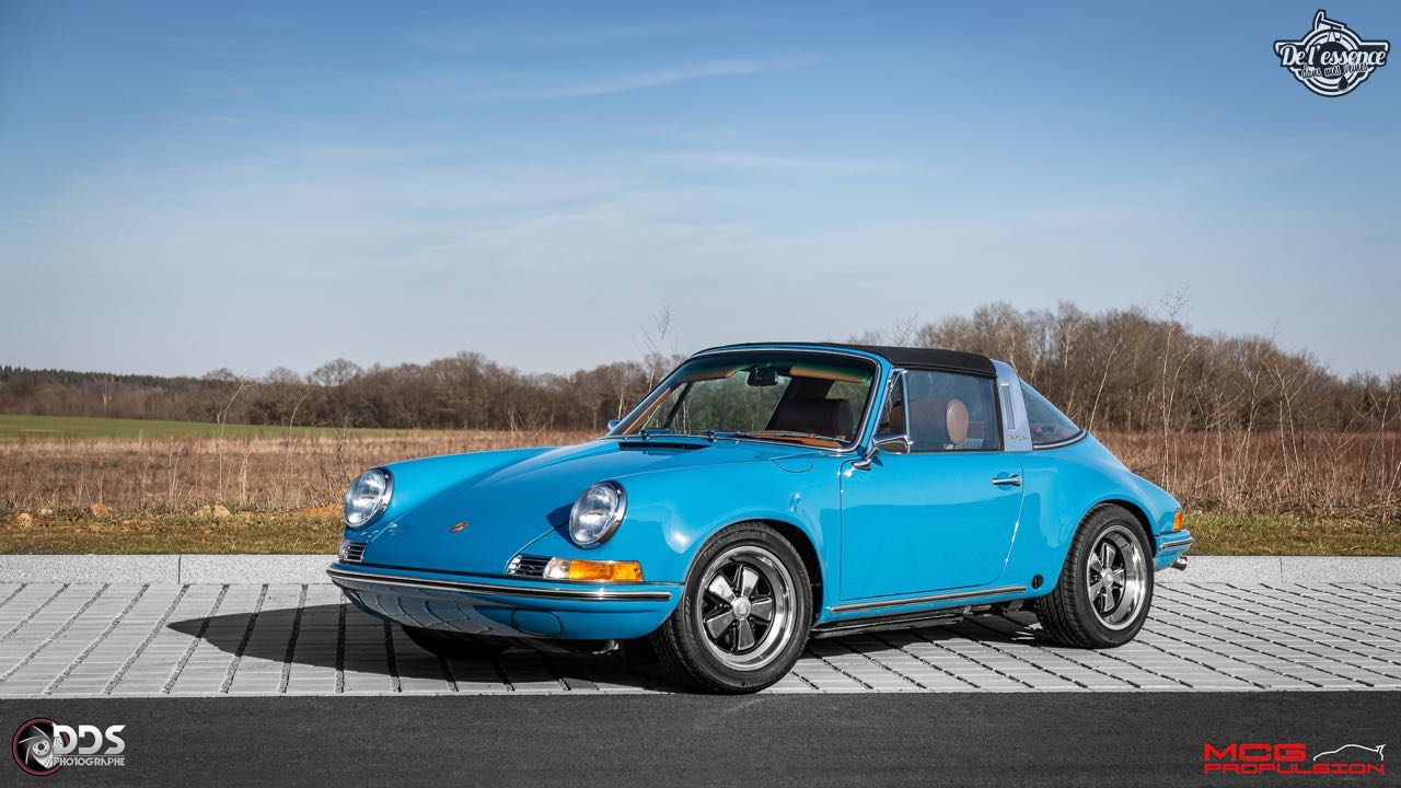 Porsche 911 Targa Backdating... MCG is back ! 20