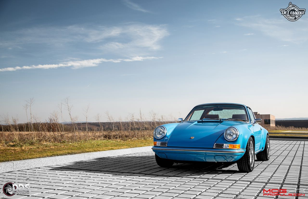 Porsche 911 Targa Backdating... MCG is back ! 18