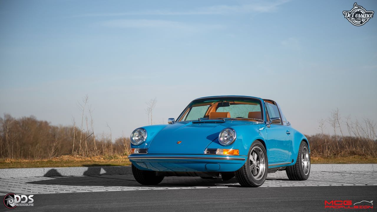 Porsche 911 Targa Backdating... MCG is back ! 13