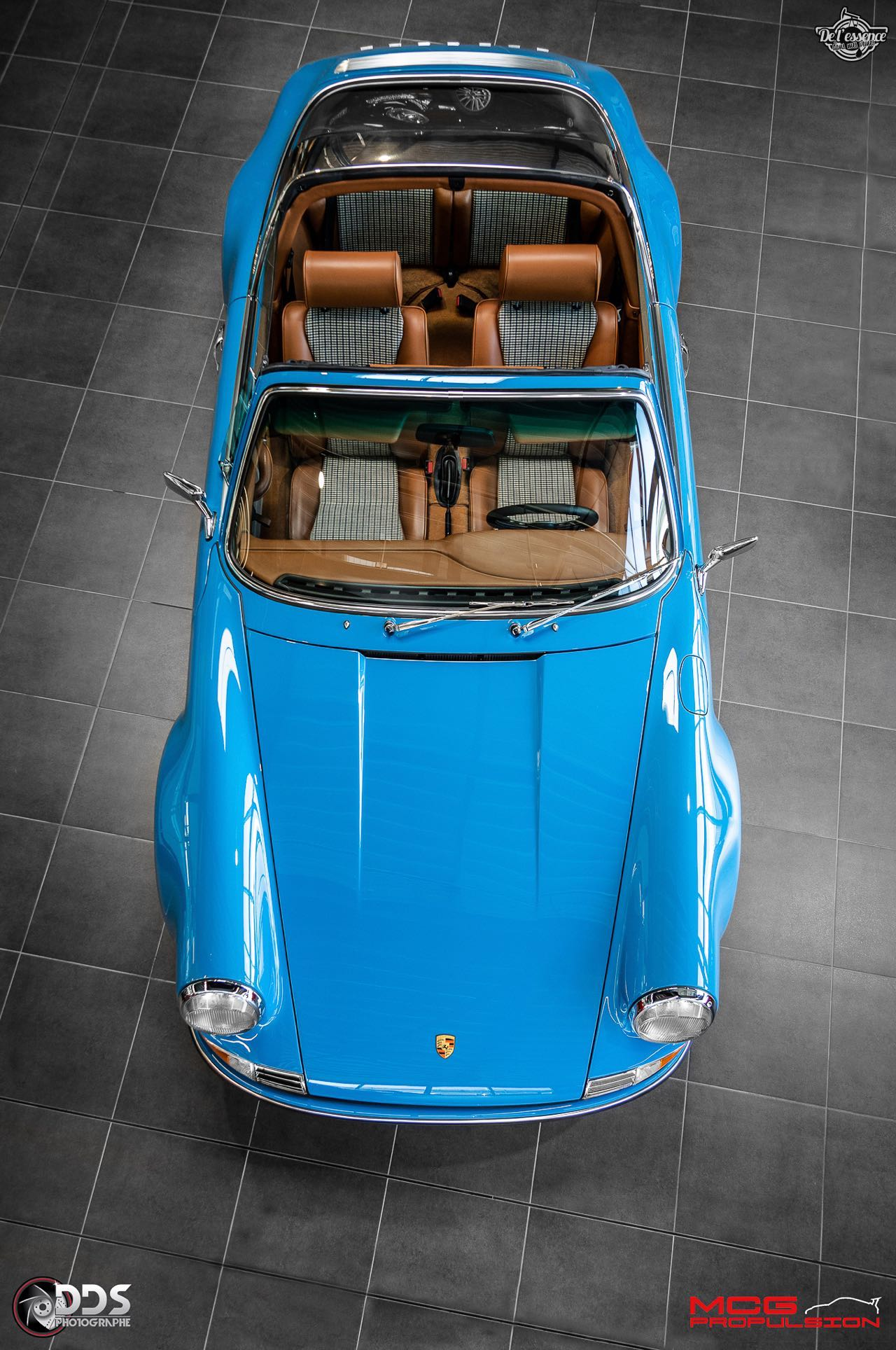 Porsche 911 Targa Backdating... MCG is back ! 15