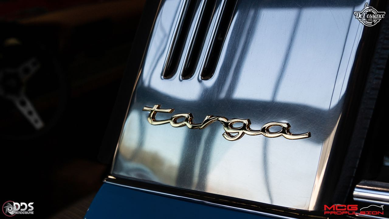 Porsche 911 Targa Backdating... MCG is back ! 5