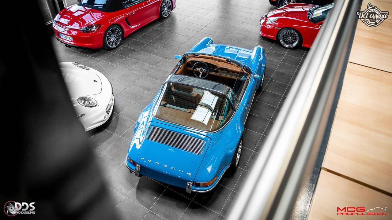 Porsche 911 Targa Backdating... MCG is back ! 8
