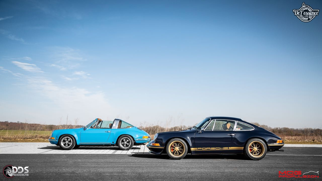 Porsche 911 Targa Backdating... MCG is back ! 7